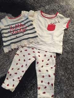Mothercare set