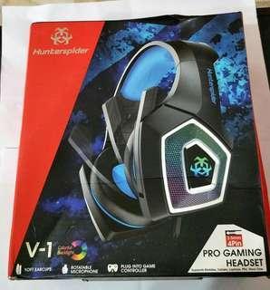 Gaming Headset (HunterSpike V-1)