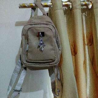 New Tas Backpack Import Ransel Kecil