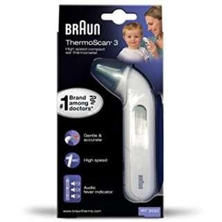 🚚 Braun Thermometer