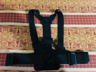 Action Cam Chest Body Belt Strap Mount Original from Yi-cam