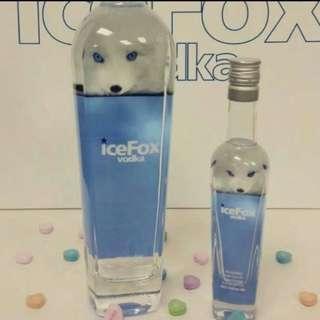 Ice Fox Vodka(愛斯福斯冰狐伏特加酒)