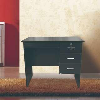 Study Desk with 3 drawers