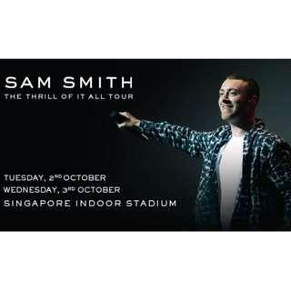 Sam Smith: The Thrill Of It All Concert