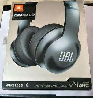 JBL Everest Elite300NXT Bluetooth HeadPhone with Active Noise Cancelling