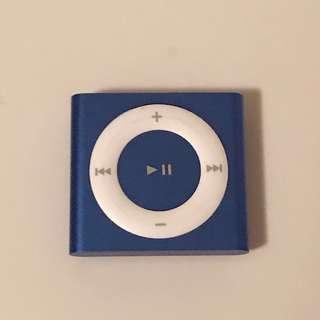 iPod Shuffle (2GB / Blue / 2nd Generation)