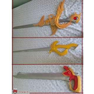 Customized Cosplay Weapons