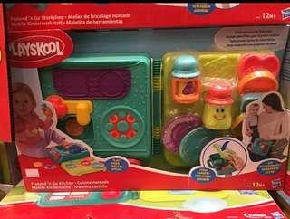 Playskool cook toys