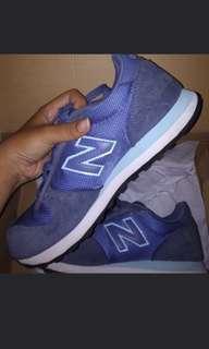 New balance blue sz 38-39