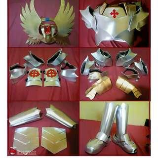 Customized Armor & Gears for Cosplay