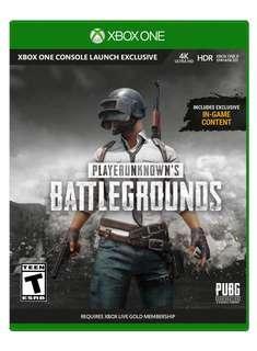 PlayerUnknown's Battlegrounds (PUBG) Xbox One (Digital)