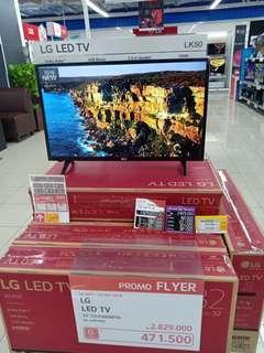 """Kredit LED LG 32"""" Digital TV"""