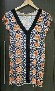 Tribal Motive Dress