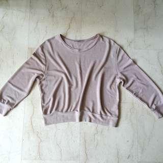 Preloved Mauve Pullover