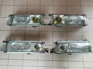 Toyota JZX80 Cresta Mark 2 Lights