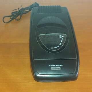 VHS Rewinder, Turbo Winder 110 v Or 220 v