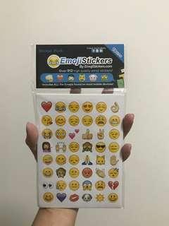 Emoji Stickers Set