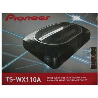 Pioneer TS-WX110A Amplifed Subwoofer