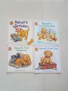 PL Biscuit's storybook