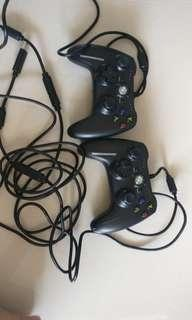 Xbox controllers (for pc as well)