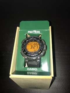 Casio protrek triple sensor PRG-240-8,PRG240