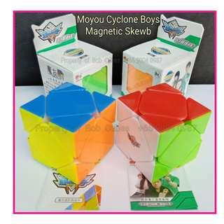 - Moyou Cyclone Boys Magnetic Skewb for sale ! Brand New Speedcube !