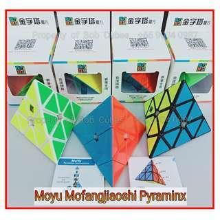 - Moyu Mofangjiaoshi Cubing Classroom Pyraminx for sale ! Brand New Speedcube !