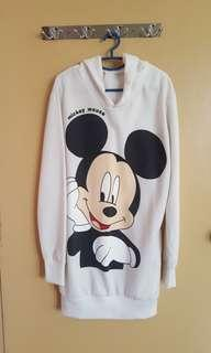 Mickey Sweater with Hoodie
