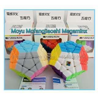 - Moyu Mofangjiaoshi Megaminx Cubing Classroom for sale ! Brand New Speedcube !