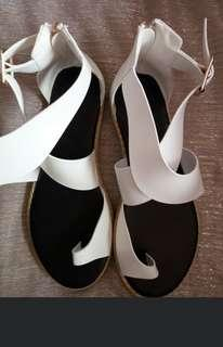White Sandals s6