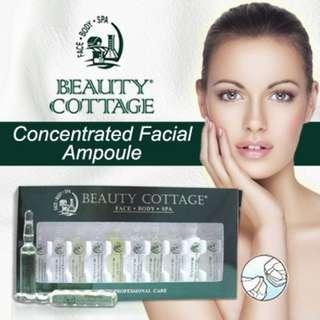 Facial & Makeup Ampoules