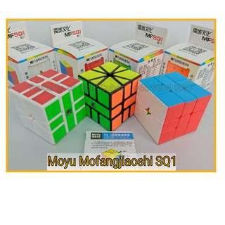 - Moyu Mofangjiaoshi Cubing Classroom SQ1 for sale ! Brand New Speedcube ! Square 1, Square-1
