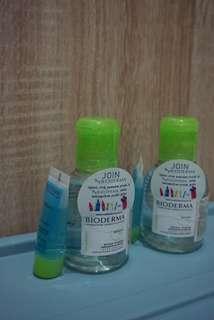 Miceller water