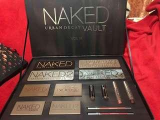AUTHENTIC URBAN DECAY NAKED VAULT