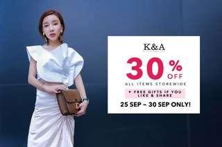 SALES🎉Grand Opening Promotion!