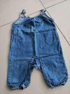 Baby gap jumpsuit