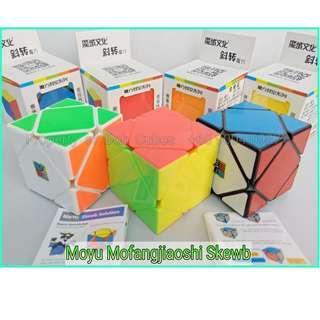- Moyu Mofangjiaoshi Cubing Classroom Skewb for sale ! Brand New Speedcube !