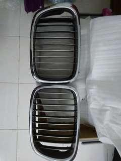 bmw e39 5 series front grill