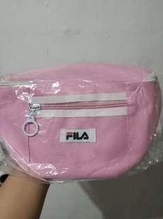New fila waistbag pink !