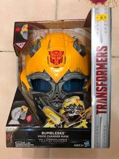 Transformers Bumble Bee Mask