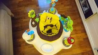 Jumperoo. Full set working condition. Bouncer