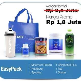 Paket Easy Detox