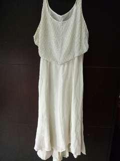 Dress Off-White, Harga NETT