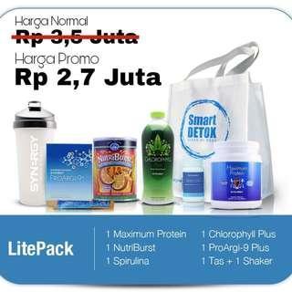 Smart Detx Lite Pack