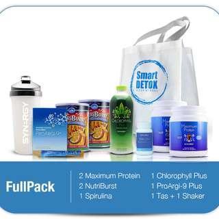Smart Detox Full Pack