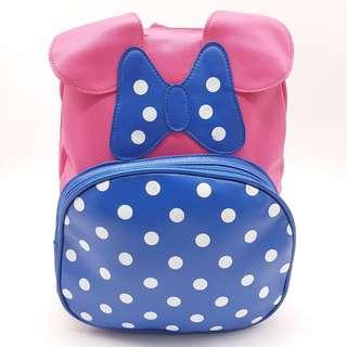 Tas Sekolah Anak Mickey Hot Pink
