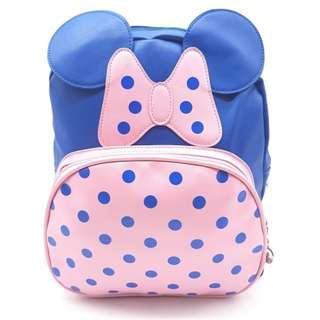 Tas Sekolah Anak Mickey Blue