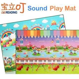 Brand new ready stocks XPE Poreading sound play mat