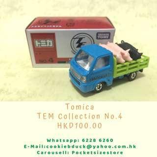 Takara Tomy TEM#4 - 豬隻運送車