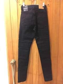 Black skinny jeans BRAND NEW